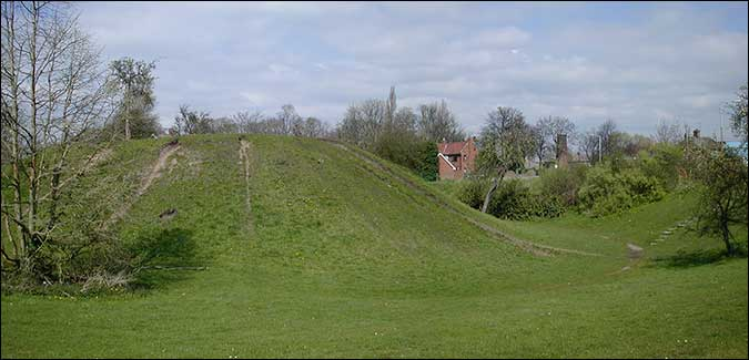 Picture of Peel Hill Motte © Webmaster
