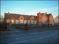 Thorne Council School - How it looked in November 2003